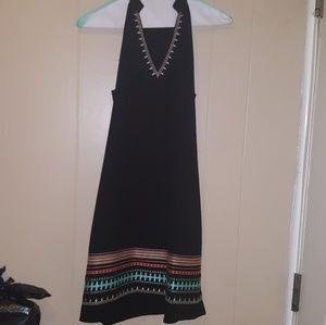 THML Black Sleeveless dress sz XS